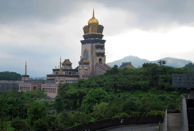Taiwan Buddhist Temple