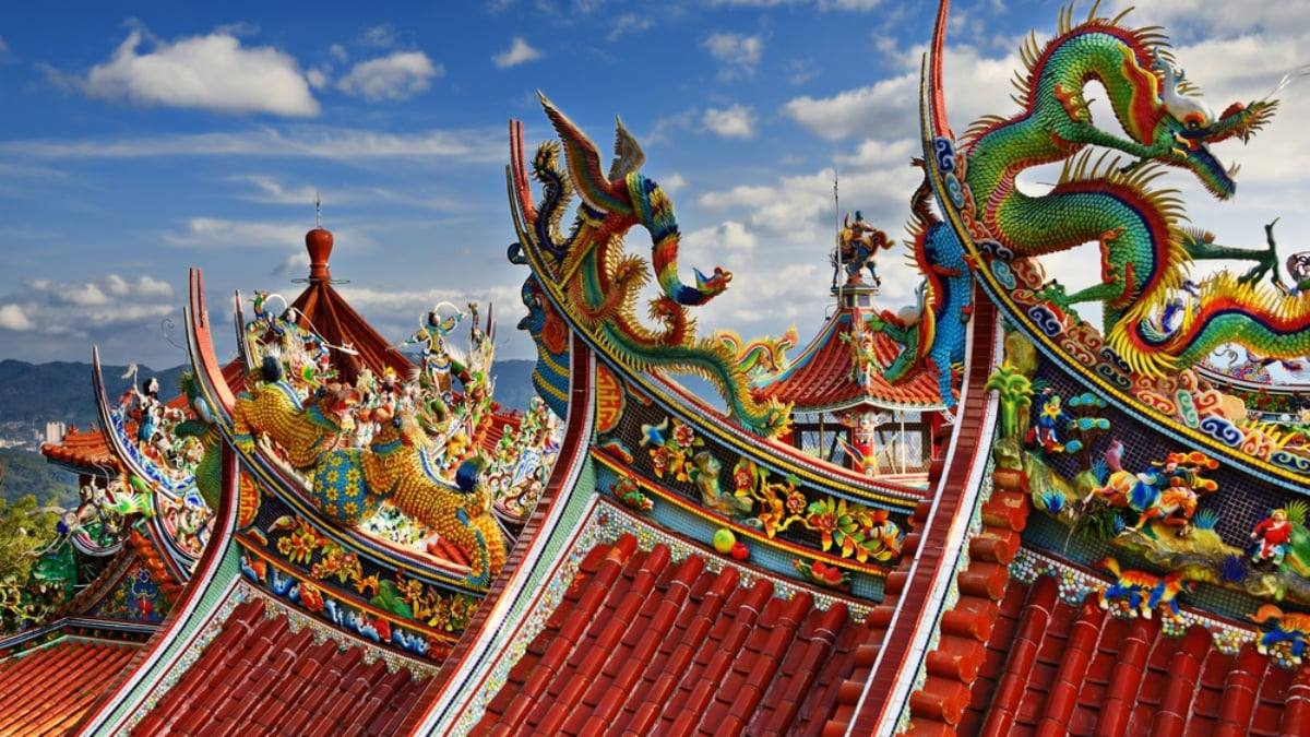 10 Fascinating Temples in Taiwan to Check Out