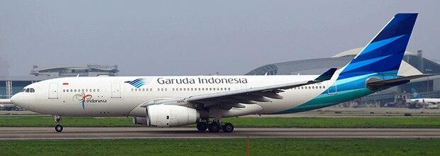 Penerbangan Garuda Indonesia
