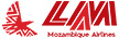 LAM Mozambique Airlines ロゴ